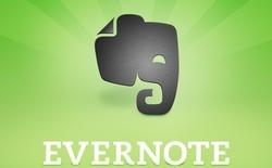 Evernote tung ứng dụng mới cho dân văn phòng