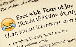 """Biểu tượng cười ra nước mắt được trao danh hiệu """"Từ của năm 2015"""""""