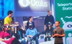 """Trải nghiệm công nghệ """"ảo như phim Ma Trận"""" tại hội thảo Facebook"""