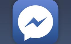 Facebook Messenger gợi ý người dùng gửi ảnh Selfie chúc mừng năm mới 2015