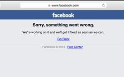 """Toàn bộ dữ liệu Ảnh trên Facebook có thể bị xoá sạch bằng 4 dòng code """"chết chóc"""""""