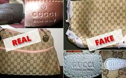 """Alibaba bị Gucci """"sờ gáy"""" vì bán hàng giả"""