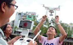 Người chơi flycam đều... phạm luật