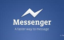 Facebook Messenger cán mốc 700 triệu lượt đăng kí