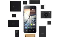 Fonkraft : concept smartphone xếp hình cạnh tranh với Project Ara
