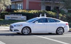 Ford sẽ thử nghiệm xe hơi tự lái vào năm 2016