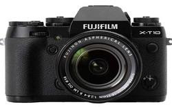 Lộ ảnh báo chí của Fujifilm XT10, sẽ ra mắt trong tháng 5