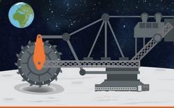 """[Infographic] Mặt Trăng: """"Kho báu tỷ tỷ đô"""" chưa ai khai phá"""