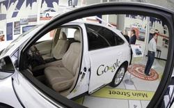 Google hợp tác với đối tác lâu năm của Microsoft để sản xuất xe tự động lái