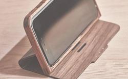 10 mẫu case bằng gỗ tuyệt đẹp cho iPhone 6