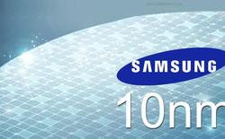 Samsung sẽ sản xuất vi xử lí theo quy trình 10nm vào năm 2016?