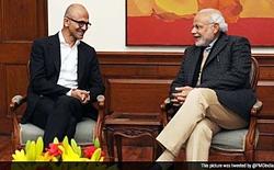 Microsoft mang internet băng thông rộng đến 500.000 ngôi làng tại Ấn Độ