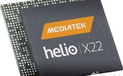 Chip MediaTek Helio X22, X30 10 lộ diện thông số kỹ thuật