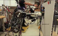 Robot ngày càng giống người, có thể tung cú đấm thủng tường