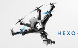 HEXO+: Chiếc Drone tự hành bay theo người dùng như hình với bóng