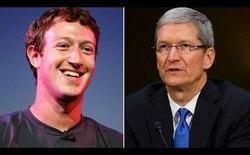Facebook đang vượt mặt Apple