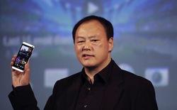 Q4/2014: HTC dần lấy lại phong độ, doanh thu tăng nhẹ