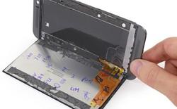 Bên trong HTC One M9: Rất khó sửa chữa
