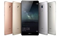 Huawei chính thức giới thiệu smartphone Huawei Mate S - Có cảm biến Force Touch trước cả iPhone 6s