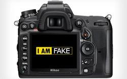 DSLR cũng xuất hiện hàng fake như iPhone, làm sao để biết đâu là thật-giả?