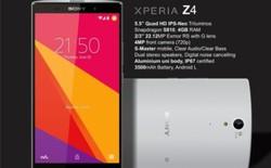 Sony sẽ cập nhật Android Lollipop cho tất cả smartphone dòng Xperia Z