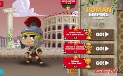 Empire Run - Học lịch sử qua thử thách... chạy nước rút