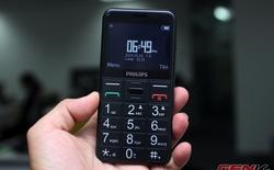 Mở hộp Philips E310 - điện thoại dành cho người lớn tuổi