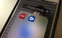 Outlook cho iOS: Quá tuyệt vời cho một ứng dụng Mail!