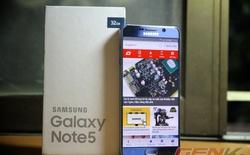 Đánh giá chi tiết Galaxy Note 5: Khi Khổng Lồ lột xác