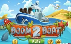 """Boom Boat 2: Bạn """"thả bom"""" chuẩn hay không?"""