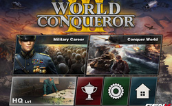 World Conqueror 3 - chinh phục cả thế giới với đội quân của bạn