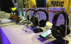 Sony ra mắt loạt sản phẩm Hi-Res mới tại Việt Nam