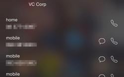 iOS 8: Tìm lại chủ sở hữu kể cả khi iPhone bị khóa