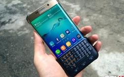 Bàn phím rời cho Galaxy S6 edge+: gõ phím không sướng, làm đồ chơi thì ổn