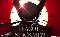 League of Stickman - chặt chém trên di động chưa từng đã tay đến thế