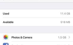 Bạn sẽ giải phóng được rất nhiều dung lượng iPhone nếu làm theo cách này
