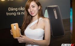 Motorola chính thức giới thiệu đến thị trường Việt Nam hàng loạt sản phẩm mới