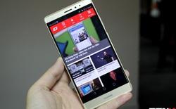 Huawei Mate S: smartphone Trung Quốc ngày càng ngầu, mỏng và nhẹ