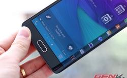 Smartphone màn hình cong: Có đáng để trải nghiệm?