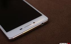 Cận cảnh R7 Lite - smartphone cận cao cấp, vỏ nhôm sắp bán ra tại Việt Nam
