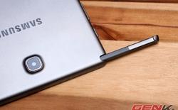 Cận cảnh Galaxy Tab A: máy tính bảng tầm trung có thoại và bút S Pen