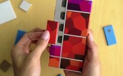"""Toshiba giới thiệu 3 module camera cho điện thoại """"xếp hình"""" Project Ara"""