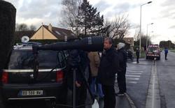 Các nhà báo Pháp sử dụng gì khi tác nghiệp tại hiện trường vụ khủng bố?