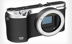 Rò rỉ thiết kế và tính năng độc, lạ trên máy ảnh Samsung NX500
