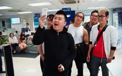 Giới trẻ hào hứng trải nghiệm dịch vụ chăm sóc khách hàng của Samsung