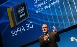 Intel giới thiệu Atom X3 hướng tới Internet of Things