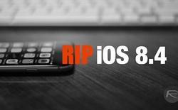 iOS 8.4.1 đã được jailbreak thành công, Apple chặn đường về iOS 8.4