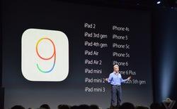 """iOS 9 xuất hiện tính năng hoàn toàn mới giúp iPhone """"sống sót"""" thêm 3 tiếng"""