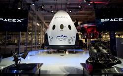 Nội thất tuyệt đẹp bên trong tàu vũ trụ chở người lên Sao Hỏa của SpaceX