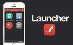Khởi động ứng dụng và gọi điện nhanh với Launcher cho iOS